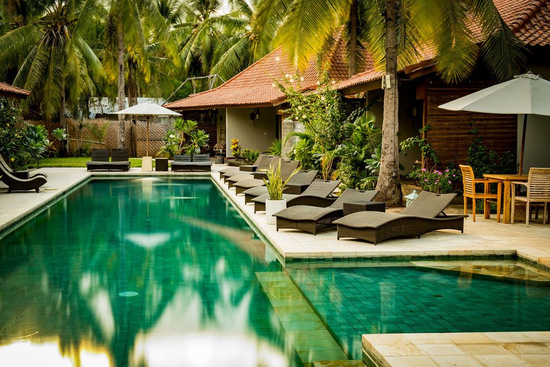 Belukar: Belukar, a brand new hotel villa resort located in the ...